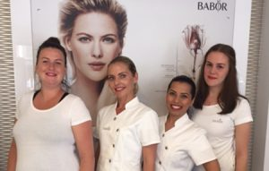 TeamFoto BABOR Institute Marina Roelofsen - Kralingen